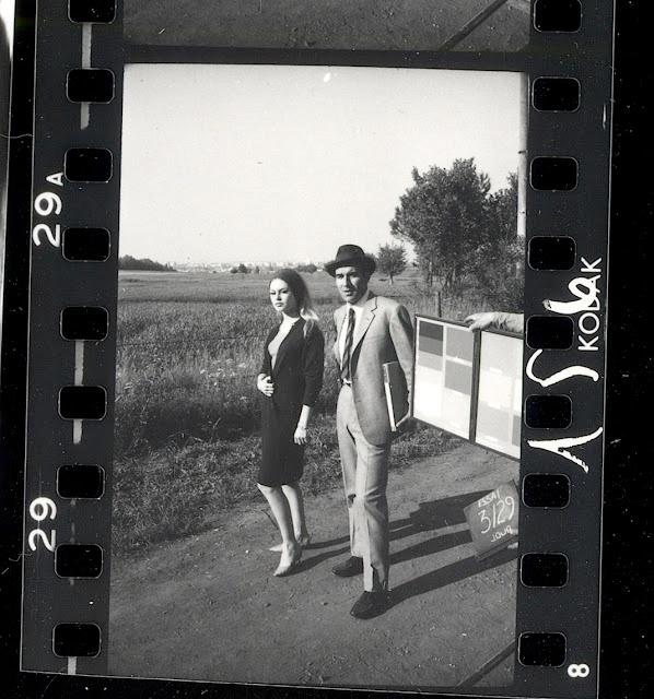Bardot and Piccoli