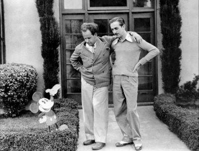Eisenstein with Disney