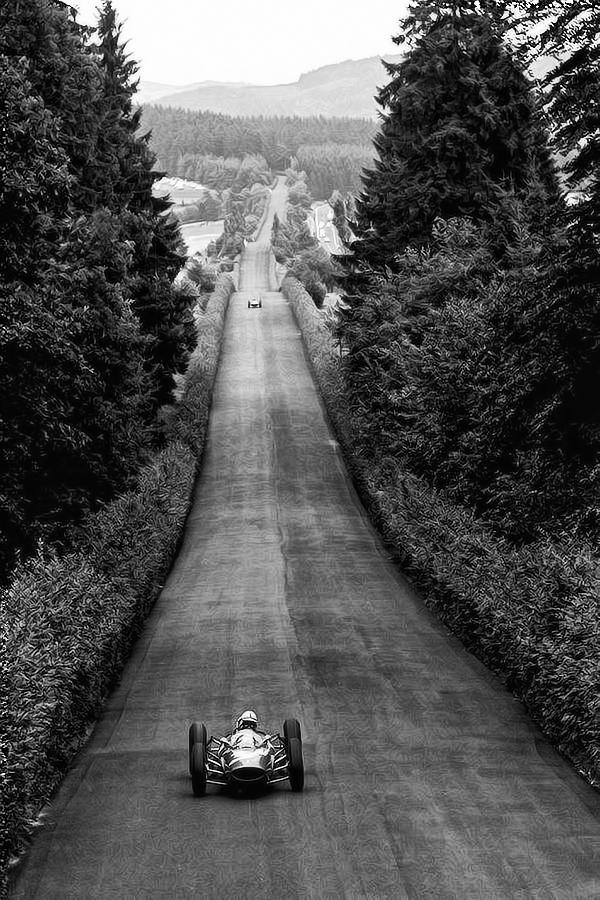 Scuderia F1 - John Surtees