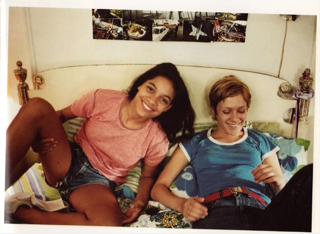 Rosario Dawson and Chloe Sevigny