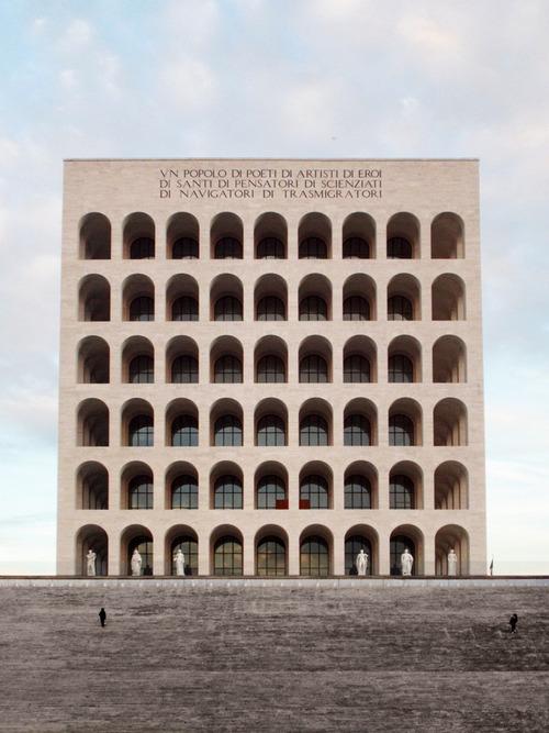 Palazzo della Civiltá del Lavoro
