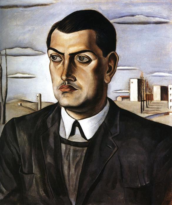 Luis Bunuel by Salvador Dali