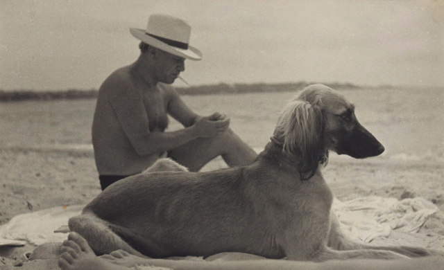 Picasso with Kasbel