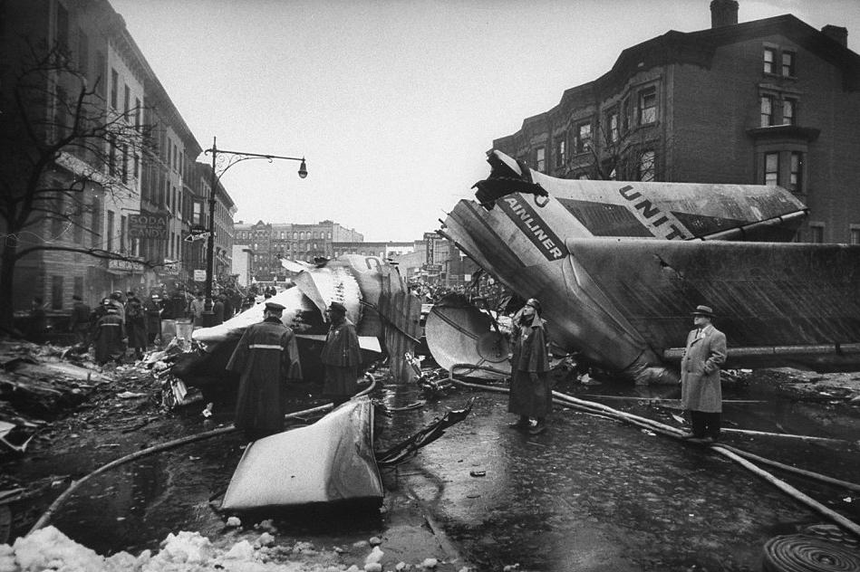 Park Slope Plane Crash