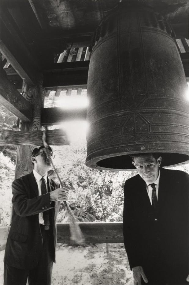 David Tudor and John Cage