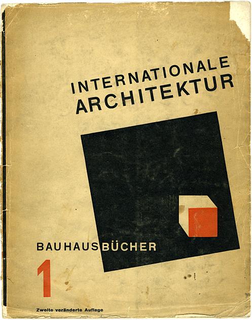 Bauhausbücher