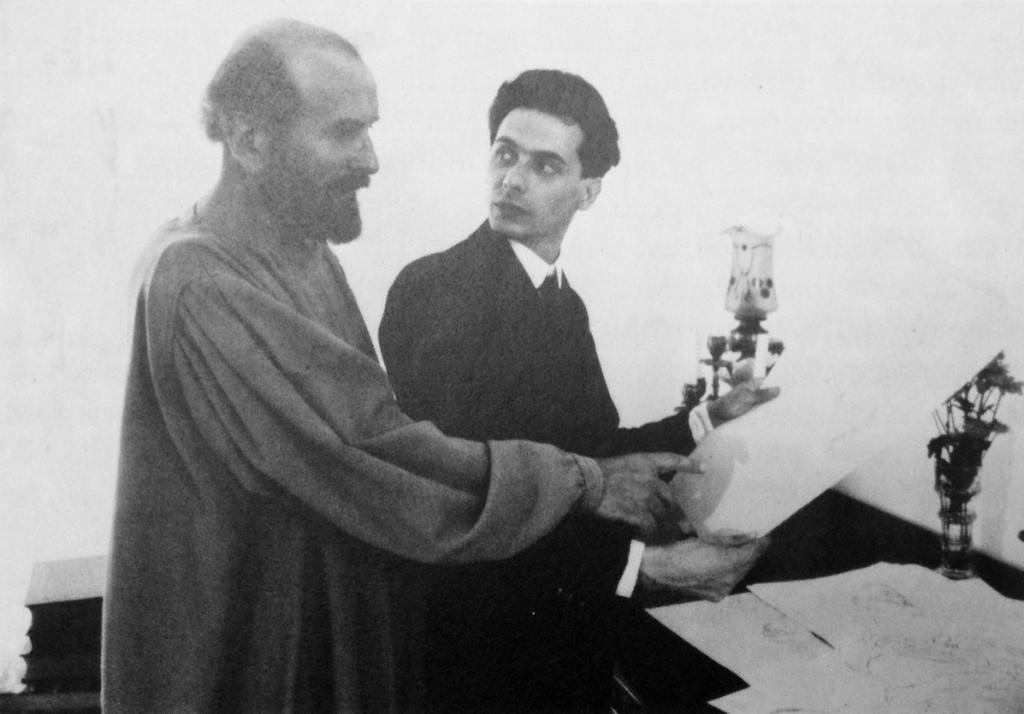 Gustav Klimt and Egon Schiele