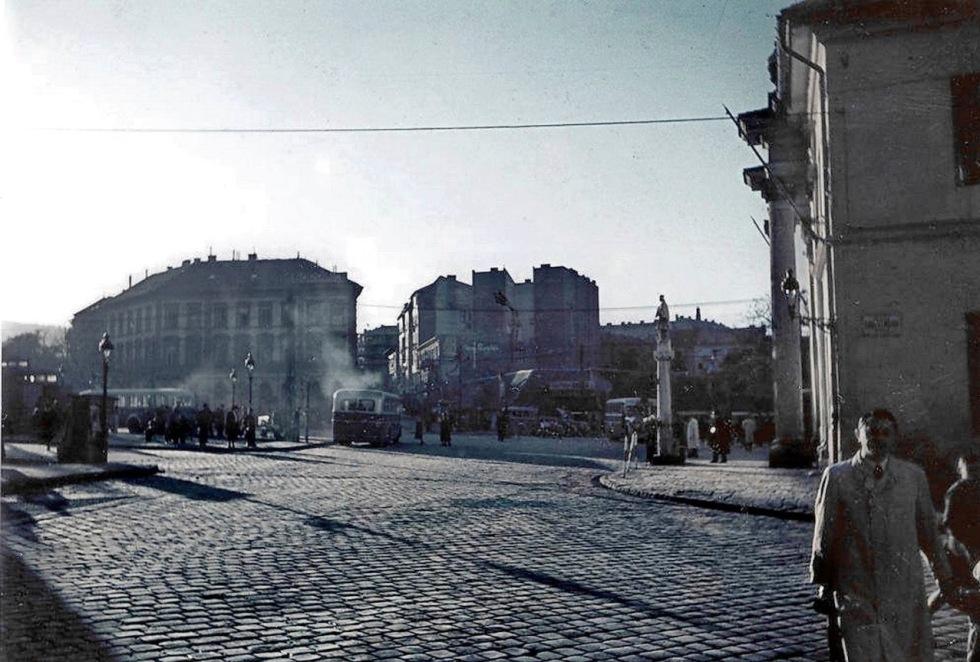 Széna-tér, Budapest
