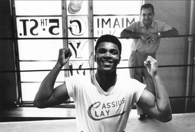 Cassius Clay (Muhammad Ali)