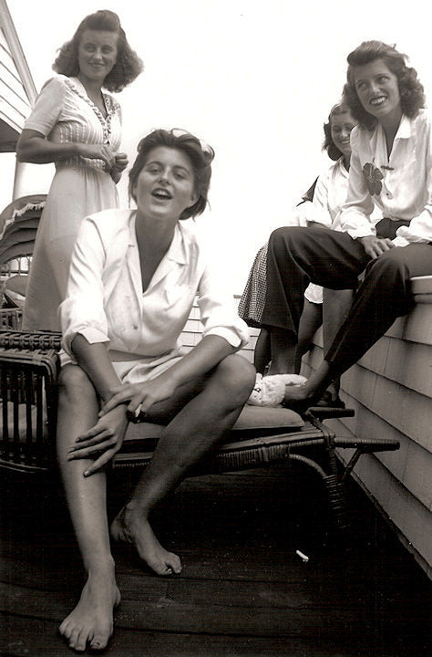Kennedy girls