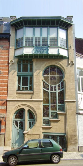 6 rue de Lac, Brussels