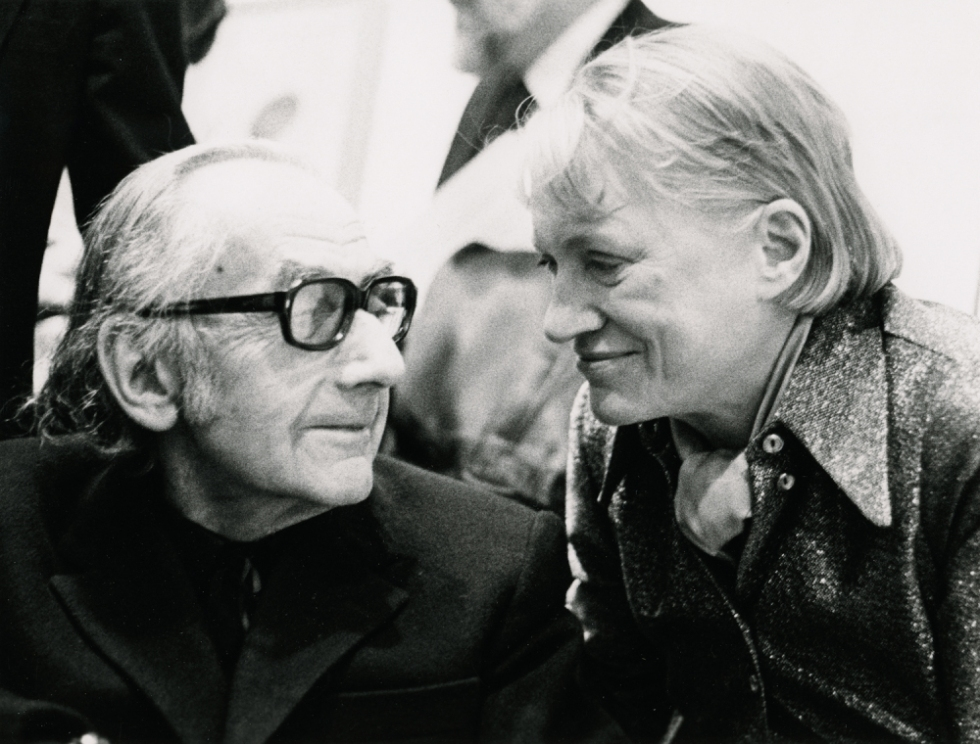 Man Ray and Lee Miller