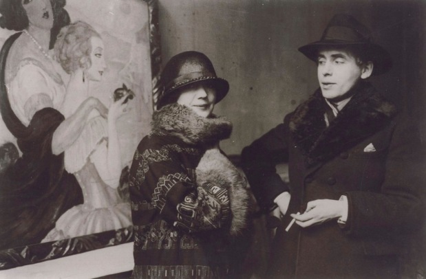 Gerda and Einar Wegener