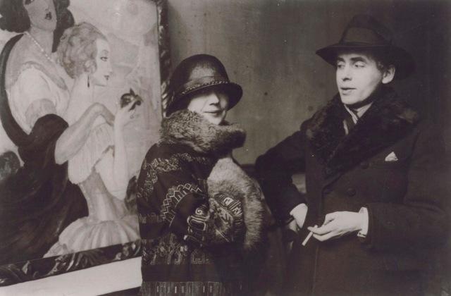 Gerda and Einar Wegener