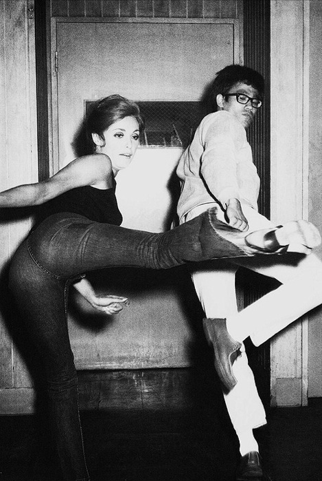 Sharon Tate, Bruce Lee