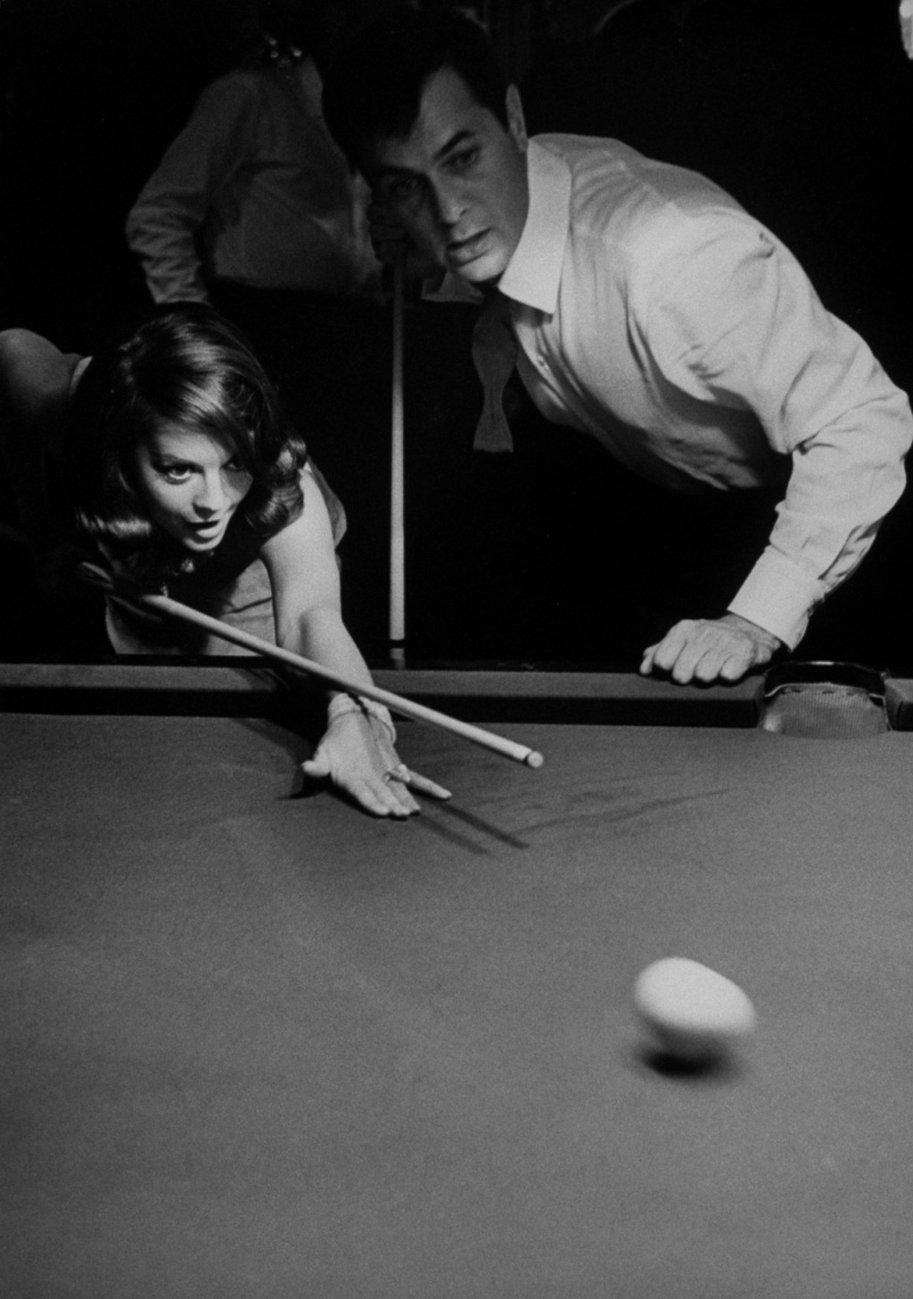 Natalie Wood, Tony Curtis