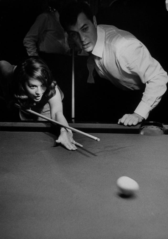 Natalie Wood, Tony Curtis