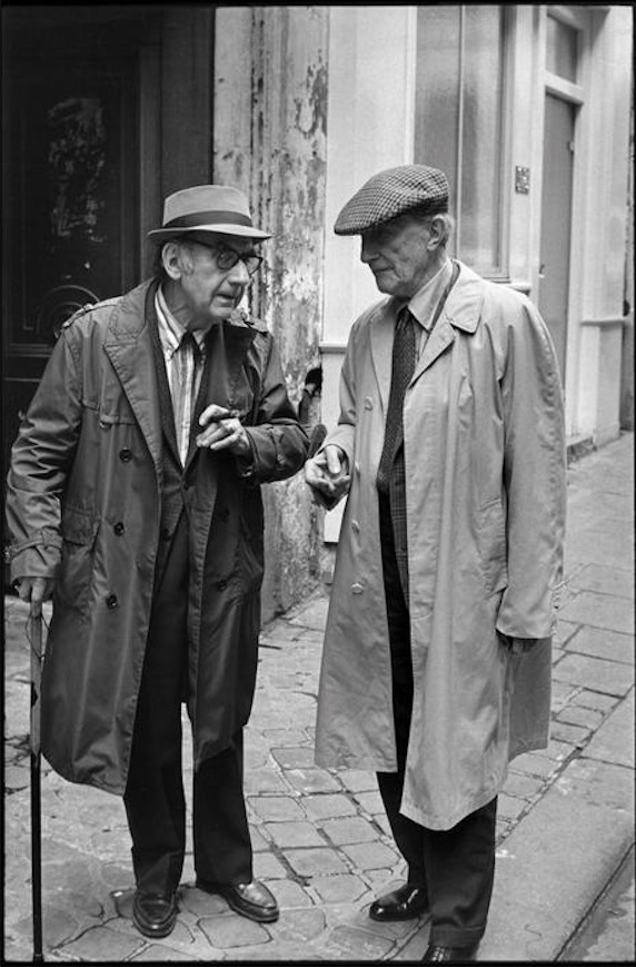 Man Ray, Marcel Duchamp