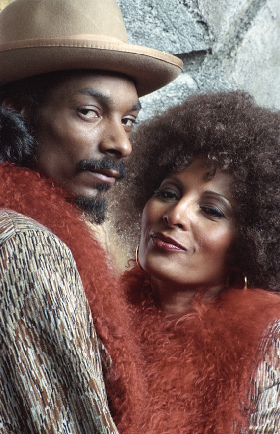 Snoop Dogg, Pam Grier