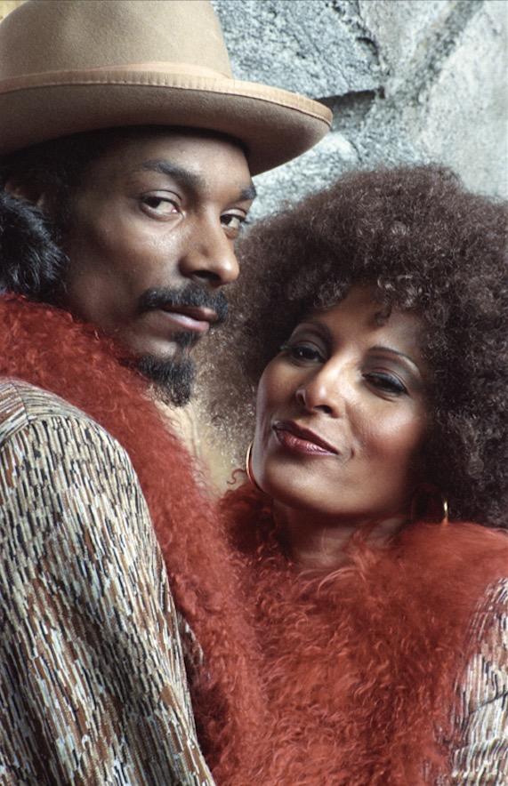 Snoop Dogg, Pam Grier
