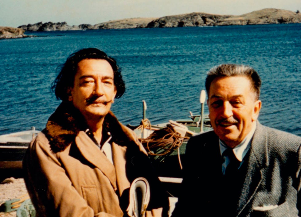 Dali with Disney