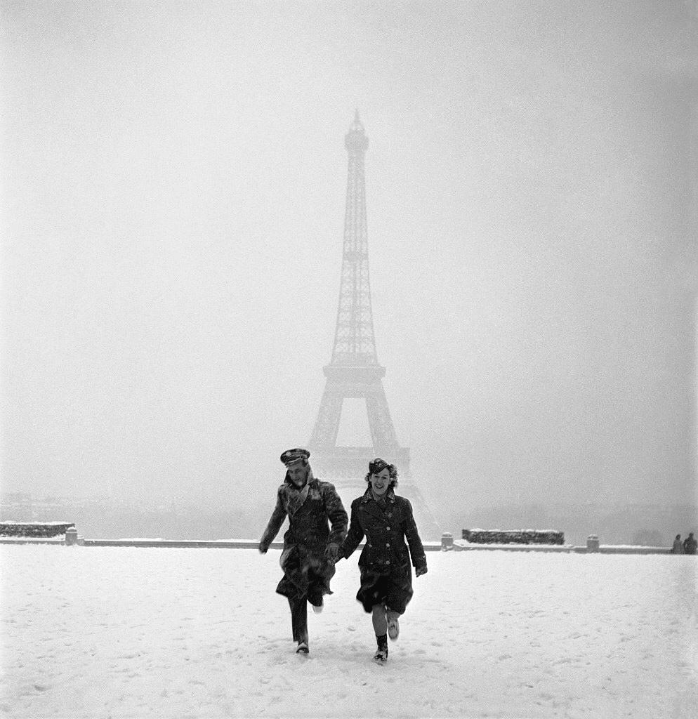 Paris after the Liberation | Lee Miller | 1944